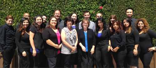 Meet our team of experienced and caring San Fernando Valley eye doctors and eyecare staff